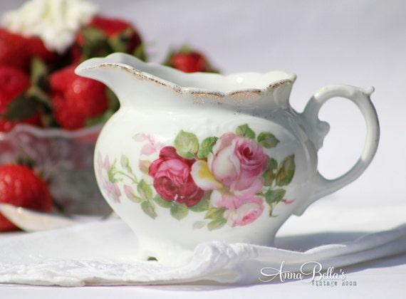 Vintage Antique Leuchtenburg Porcelain China By Annabellasvintage