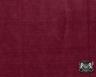 """UNISUEDE Mulberry Fabric / 54"""" Wide / Sold by The Yard"""