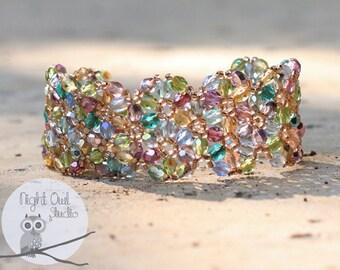 Muticolored Beads Bracelet