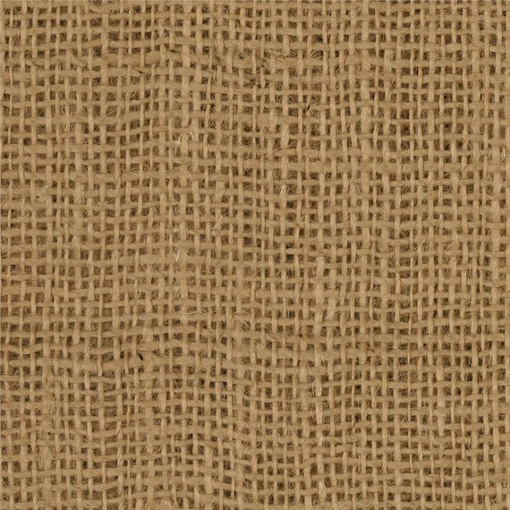 47 48 inch florida sand colored burlap roll 35 yards for Colored burlap fabric
