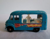 Commer Ice Cream Canteen 1963 Matchbox No. 47 Made in England by Lesney