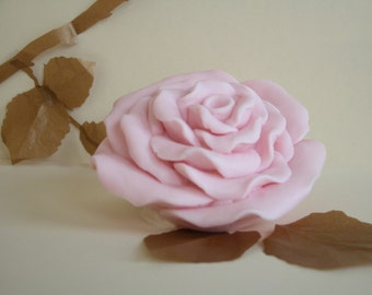 Lovely Rose Soap - Decorative Soap - Gift Soap