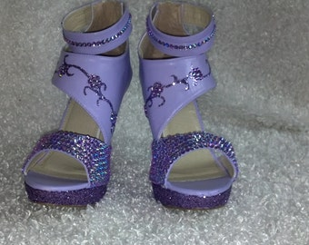 DISCOUNTED Lavender Heels HUGE SAVINGS