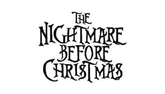 INSTANT DOWNLOAD The Nightmare Before Christmas Inspired