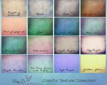 AmyD Colorful Texture Set