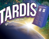 Tardis: Postcards From Space