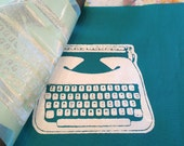 Typewriter Thermofax Screen (medium)