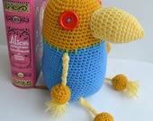 Mr Drippy Plush Ni No Kuni Shizuku amigurumi doll crochet