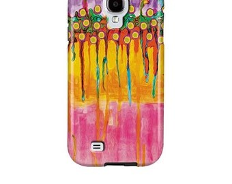 Candyland, Samsung Galaxy S7 Case, Note 5 Case, Galaxy S7 Edge Case, Galaxy S6 Case, Abstract Art, Samsung phone cases, Colorful Phone cases