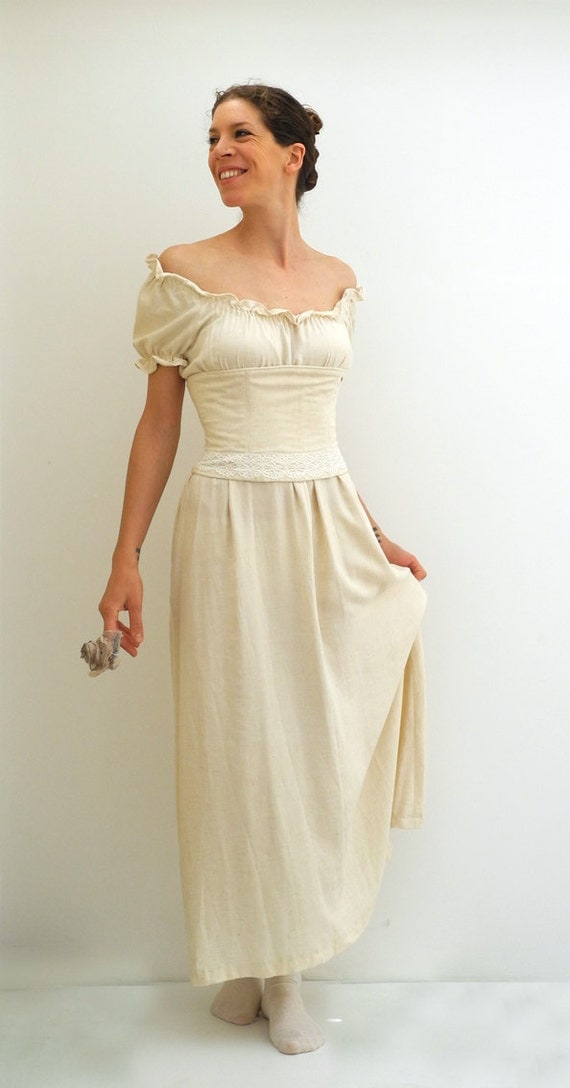 hippie wedding gown boho formal dress beach wedding dress