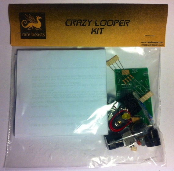 Crazy Looper Synth  Kit