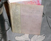 Handbound Journal from vintage Kept For The Master's Use