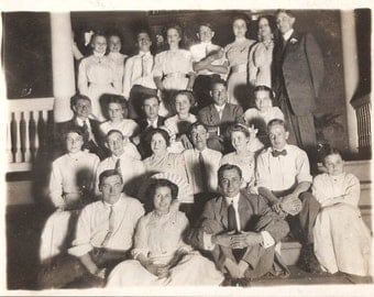 Vintage Photo Before Flash Dance Clifton Heights 6/30/10 honor James R Austin
