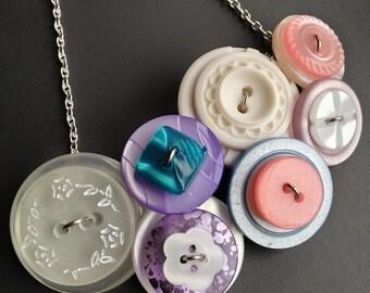 Button Necklace - Penelope Paris