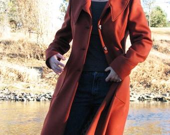 The 1919 Redingote---Custom Women's Coats