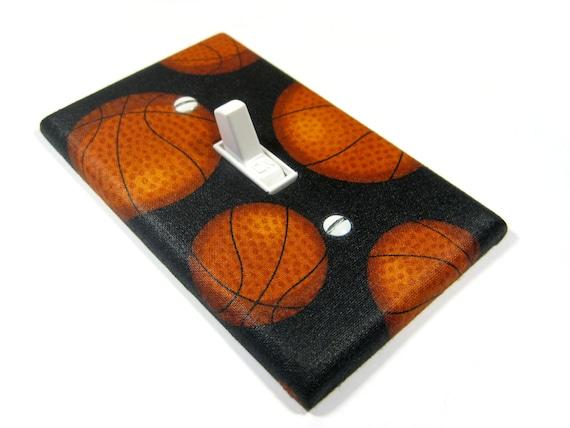 Items Similar To Basketball Nursery Decor Light Switch