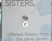 Personalized Friend Sentiment Bracelet Charm Personalized Jewelry