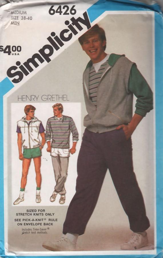 Mens Long Sleeve Hooded T Shirt