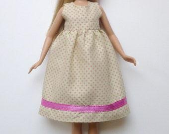 Handmade Dress Hot Pink Momoko Skipper Only Hearts Club