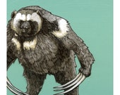 Wolverine Wolverine- Small Print 4.5x4.5