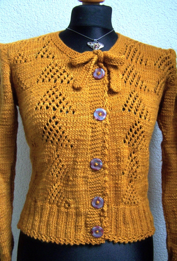 1940s Sweater Styles Women S Pullovers And Cardigans