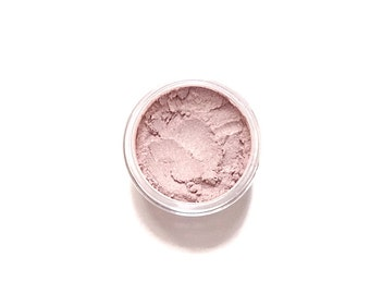 Bloom - Soft Pink Vegan Mineral Eyeshadow  - Handcrafted Makeup