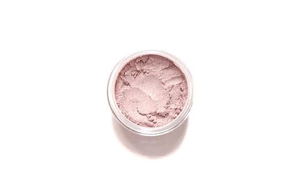 Bloom - Soft Pink Vegan Mineral Eyeshadow  - Handcrafted Makeup