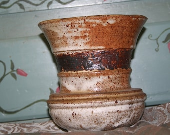 Hand Thrown Pot, by Andy