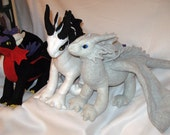 Custom Dragon Plush Toy