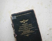 antique prize book