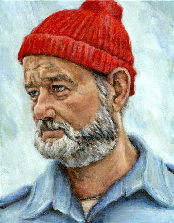 bill murray - santa claus