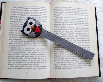 Bookmark, Felt Bookmark, Owl bookmark, Eco-friendly Felt Owl Bookmark, wise owl, Valentines day gift, Love, Weddings