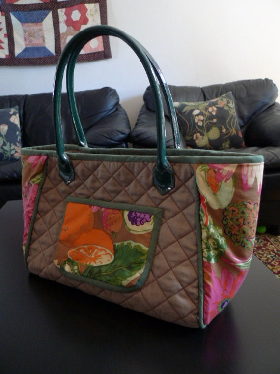 handmade quilted handbags - photo #20