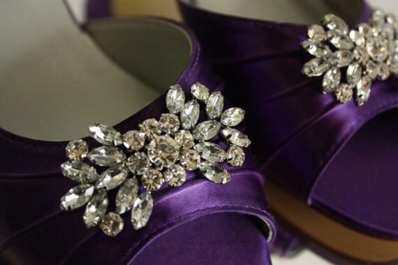 Items Similar To Bespoke Wedding Shoes