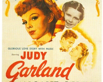 Magnet Meet Me in St. Louis movie poster Judy Garland