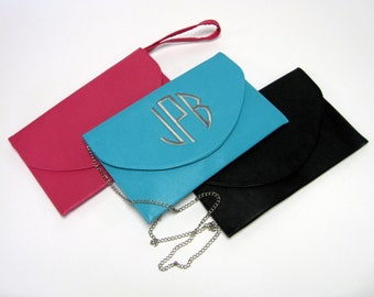 Envelope Clutch with Changable Strap