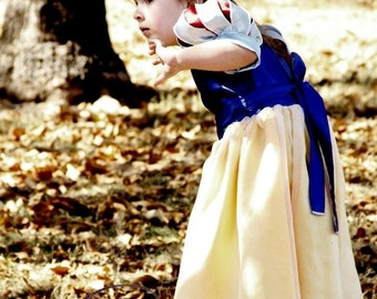 Snow White Disney Princess Dress Size 6 costume