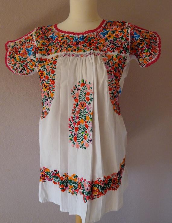 Sale mexican wedding dress fino embroidery san by for Mexican wedding dresses for sale