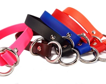 Slip MartinGale Dog Collar Biothane