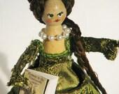 Margaret Fuller - Sachet Doll