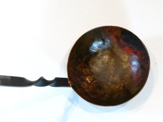 Small Copper Ladle
