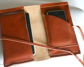 Notebook cover leather - Leather cover journal - traveller case - Moleskine cover - Moleskine case - Leather case
