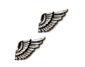 Wings Cufflinks - Gifts for Men - Anniversary Gift - Handmade - Gift Box Included