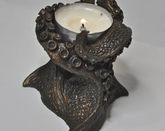 Kraken Tentacles Tealight Holder