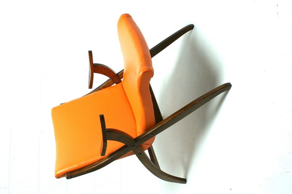 Sale vintage 50s 60s mid century danish modern x arm for Designer chairs from the 60s
