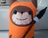 Star Wars Fan Art Plush - Ewok Nugget
