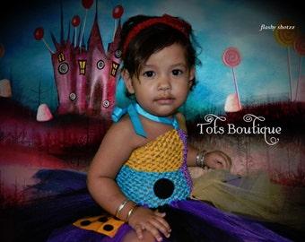 Sally Inspired Tutu Dress- Infant