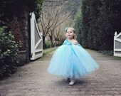 TUTU FLOWER GIRL Dress: The Maia dress, size 4t-6