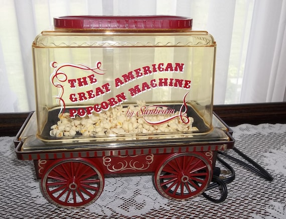 the great american machine