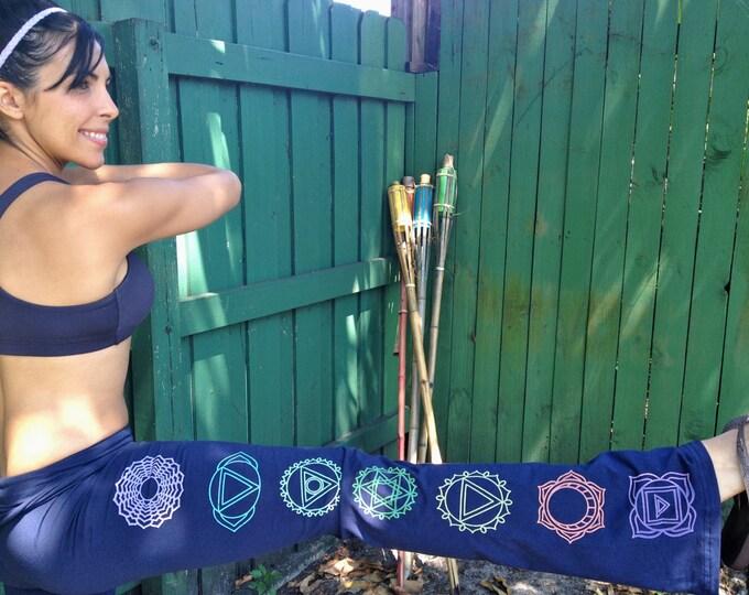 SEVEN CHAKRAS Yoga Pant